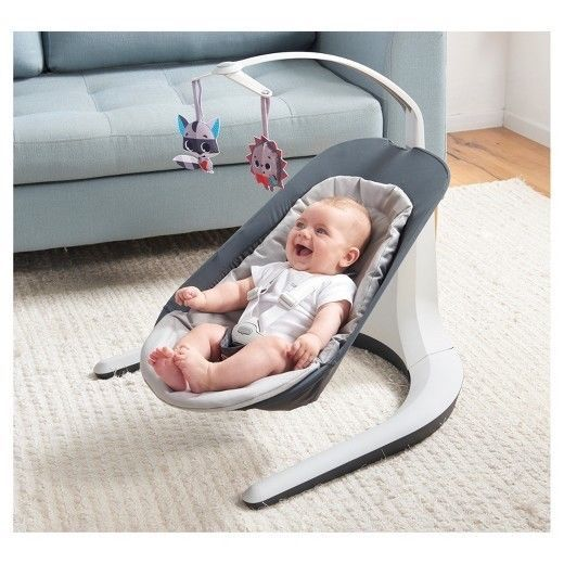 tiny love bouncer chair espresso leather bouncers and vibrating chairs 117034 nature s way 2 in 1 bounce sway baby buy it now only 50 on ebay