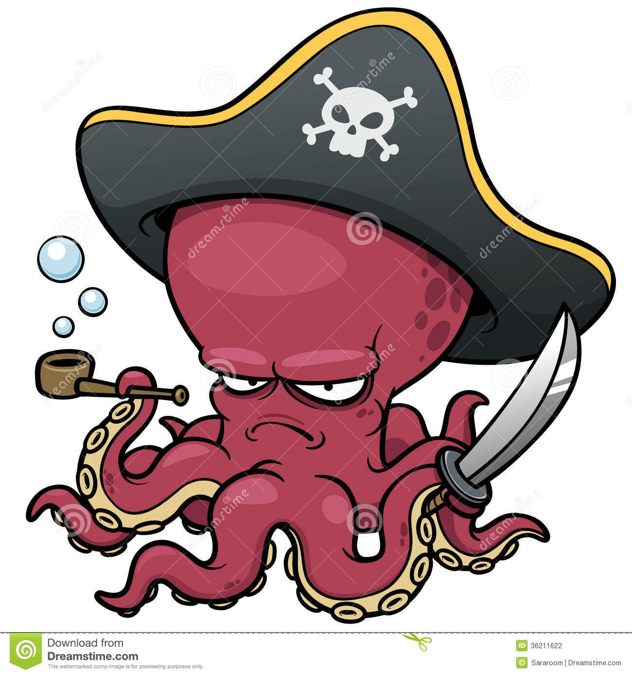 Cartoon octopus google search octopussies pinterest for Octopus in cartoon