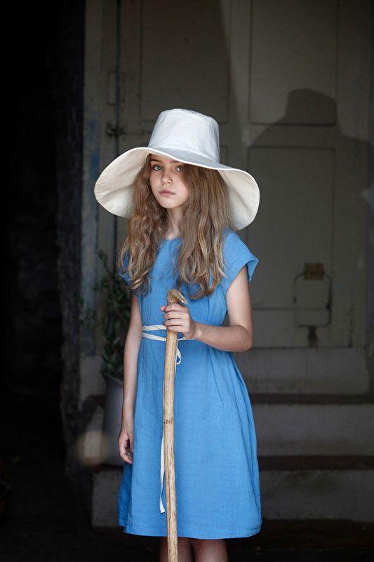 LITTLE CREATIVE FACTORY I SACK DRESS water blue   Fashion: Kids ...