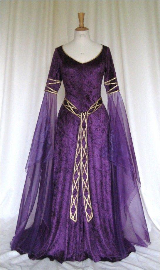 Celtic dresses images