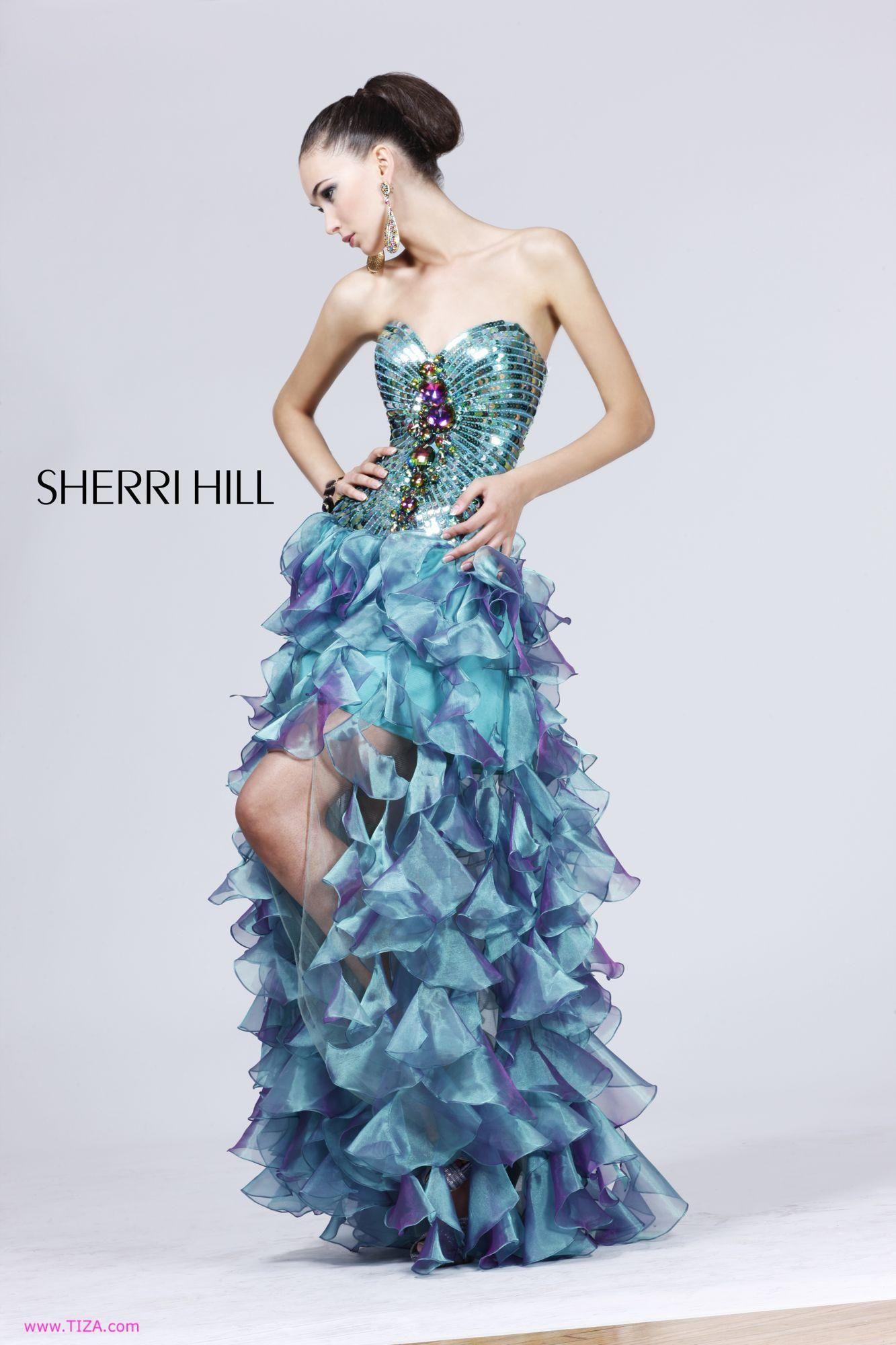 Sherri Hill @A Formal Affair OR shop with us at http://dressshop.aformalaffair.net/