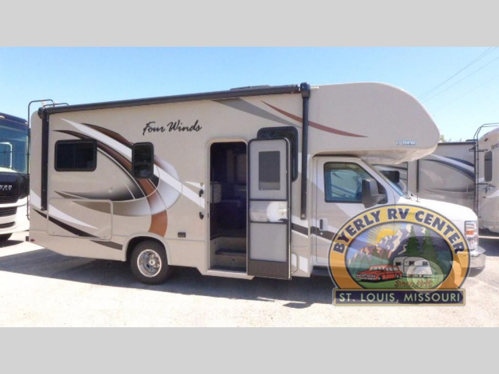 New 2018 Thor Motor Coach Four Winds 23u Motor Home Class C At