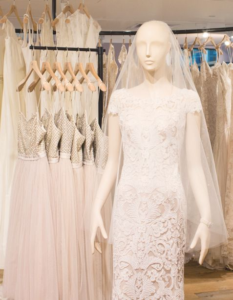 BHLDN at Anthropologie, Portland-- Book and appt | My