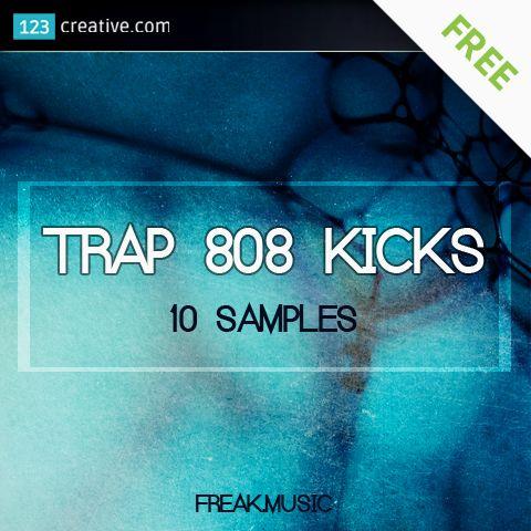 ► FREE TRAP 808 KICKS - Trap, Hip Hop, Rap, Dirty South, EDM ...