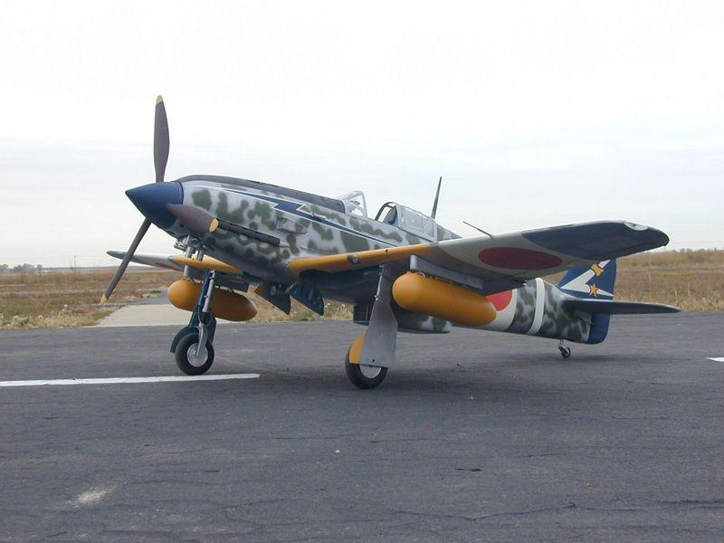 Kawasaki Ki-61 Tony | Warbird Fare | Favorite Airplanes | Fighter