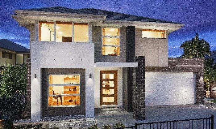 Masterton Home Designs: Merlot   Metro RHS Facade. Visit  Www.localbuilders.com