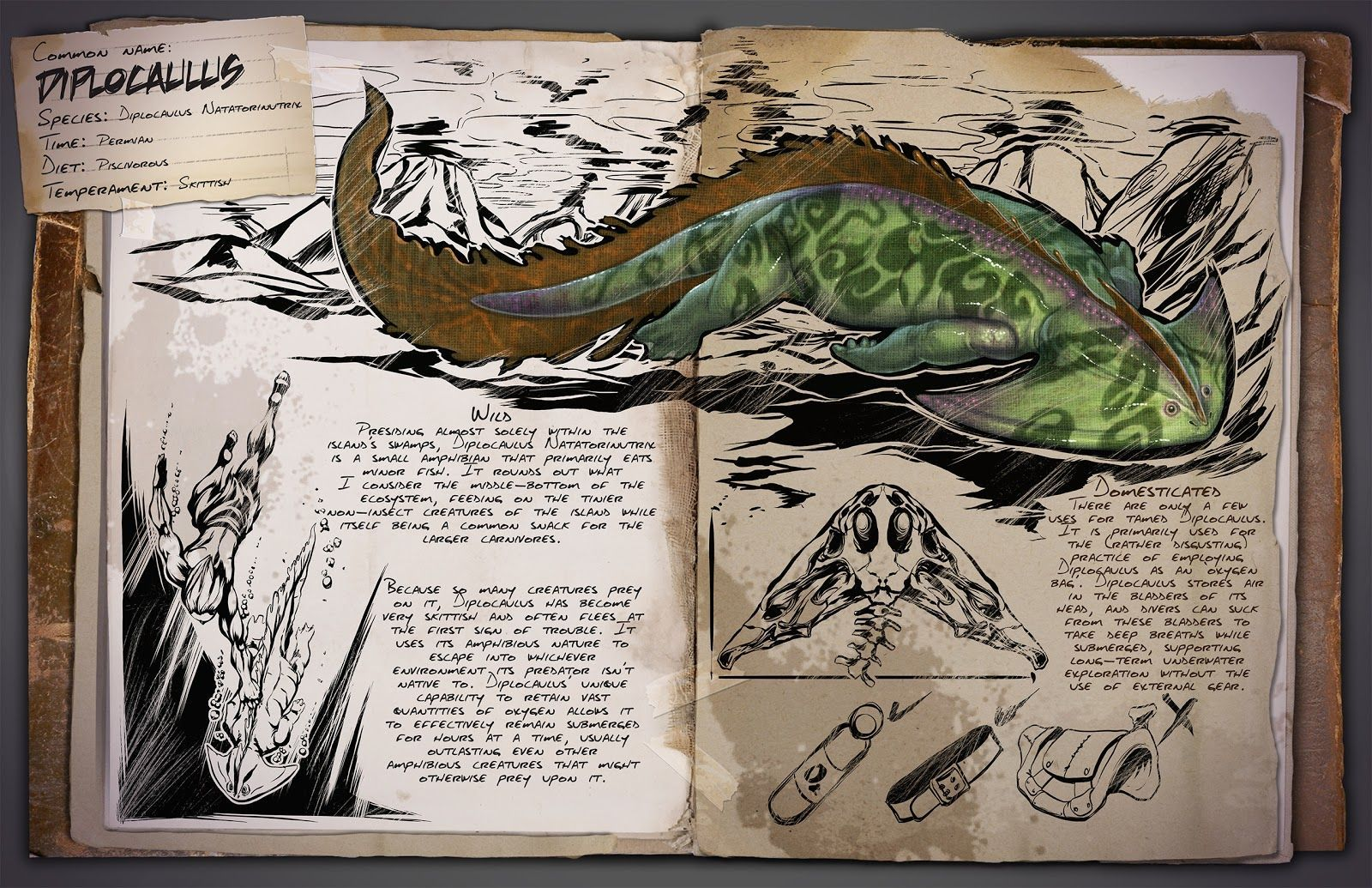 ARK: Survival Evolved on Xbox One expands with new update