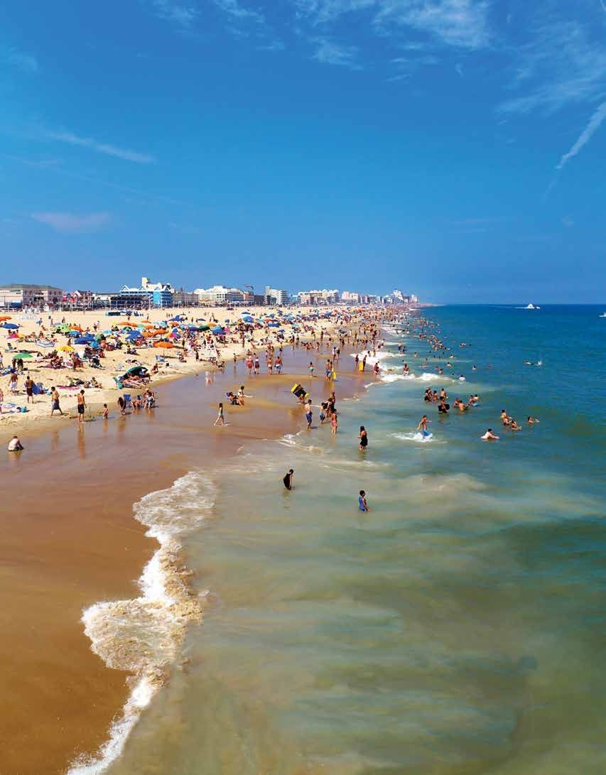 The Clean Beautiful Sparkling Public Beach Free To All And Of Course Boardwalk Boating Crabbing Fishing Golf So Much More