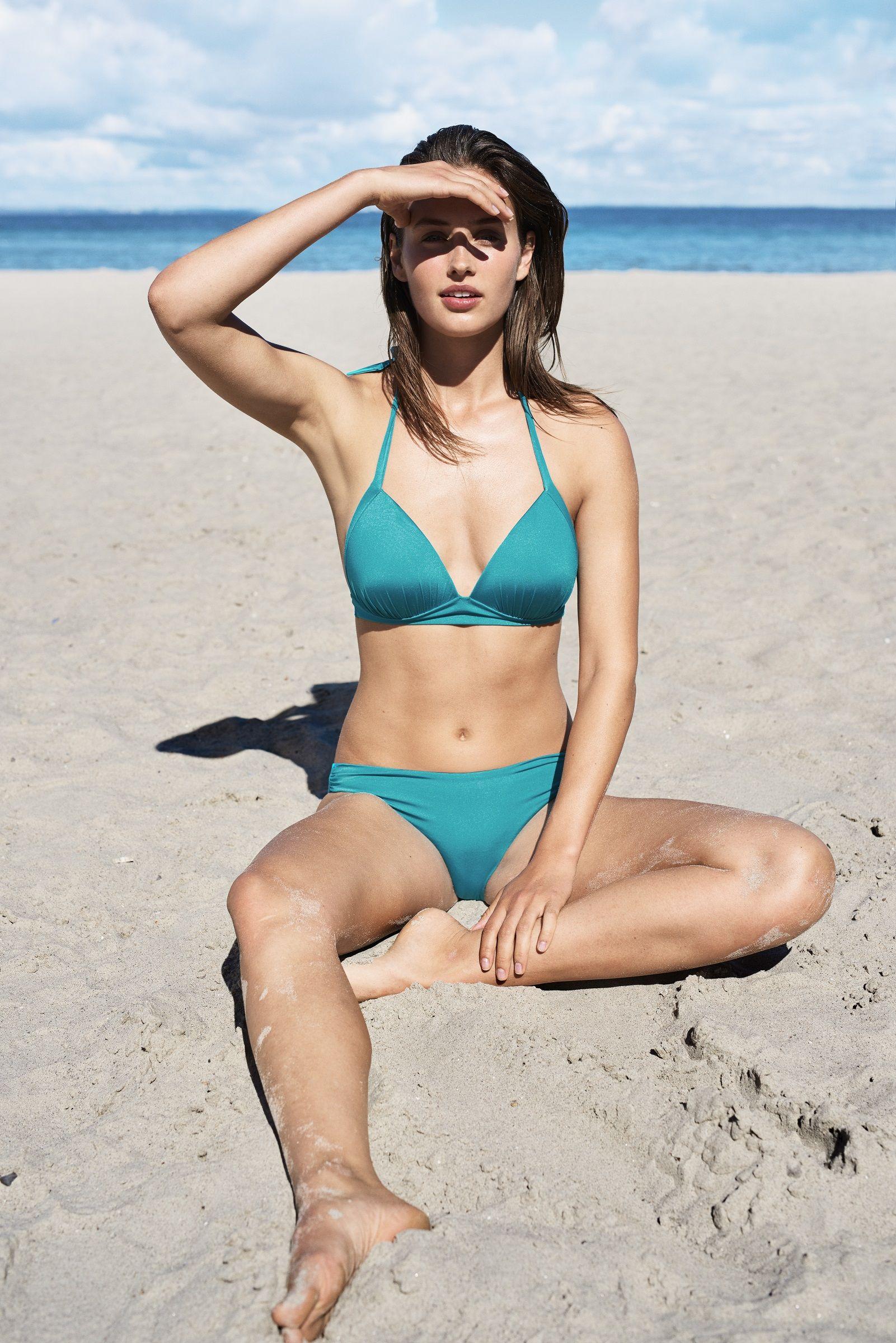 Johanne Landbo || Femilet Beachwear S/S 2017