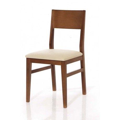 SFDAN38 Silla de comedor. Vista frontal. | Cadeira en 2019 ...