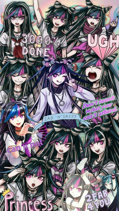 ibuki mioda: danganronpa 2 goodbye despair   meninas
