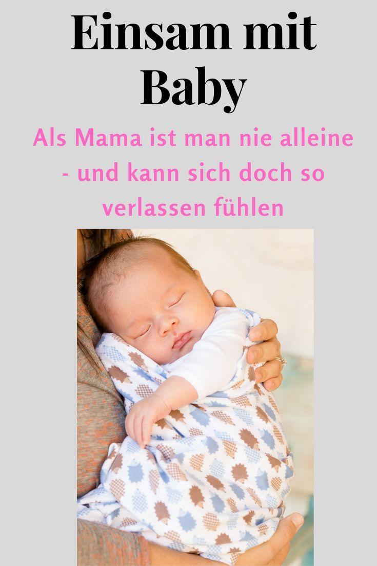 Baby Weint Wenn Es Mama Sieht