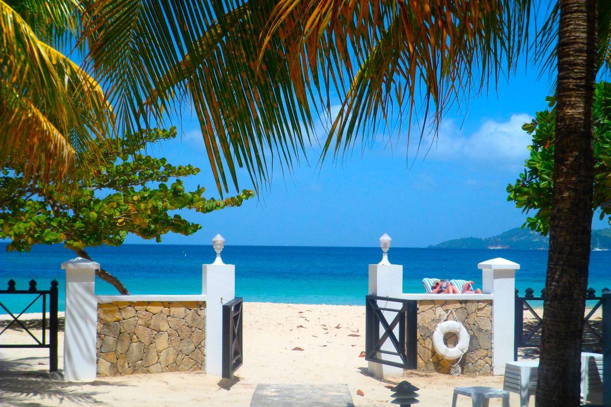 Grenada Coyaba Beach Resort Hotel Grand Anse Blogs Hotels