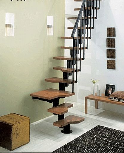 Prefab Exterior Stairs : Safe Prefab Stairs Design. Prefab Exterior Stairs.