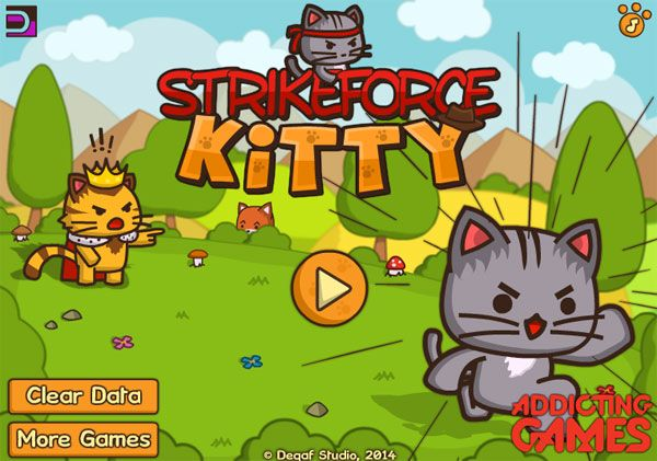 Strike Force Kitty Kitty Cooking Fever Game Cooking Fever