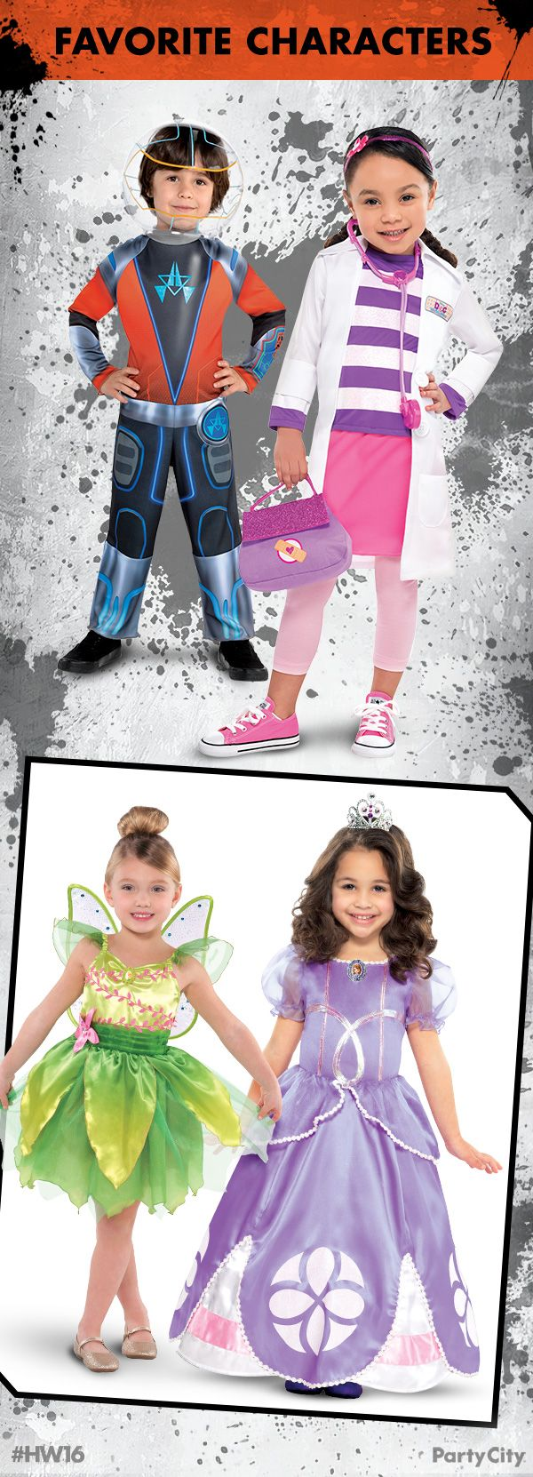 Get your favorite character costume for the whole family from ...