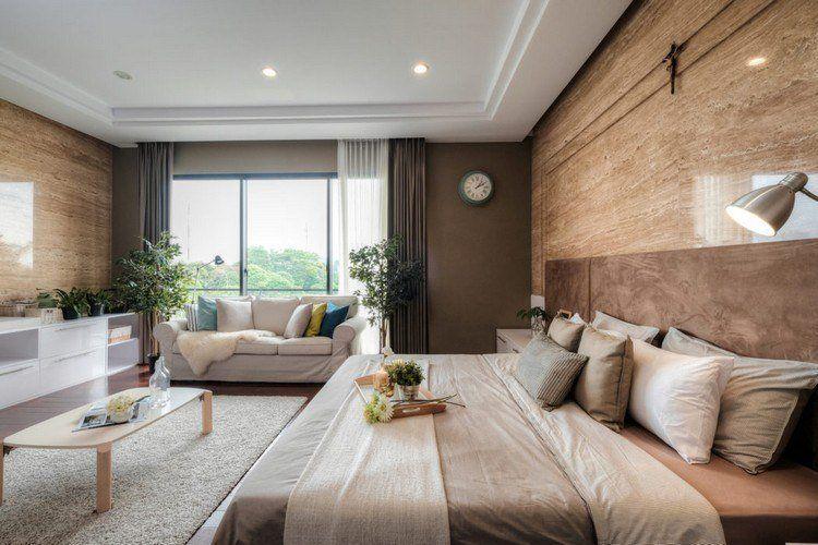 Das moderne Schlafzimmer in über 80 brandneuen Ideen