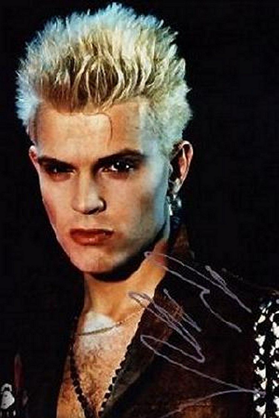 Billy idol rock and roll only pinterest billy idol