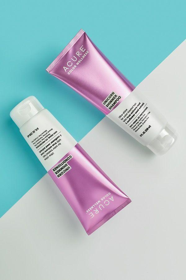 Unicorn Shimmer Shampoo Natural Shampoo Conditioner Organic