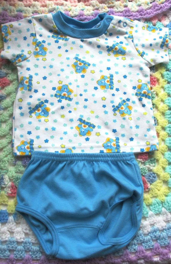 Care Bears Baby Wear 0-3 Months   Care bears, Baby wearing and Bears