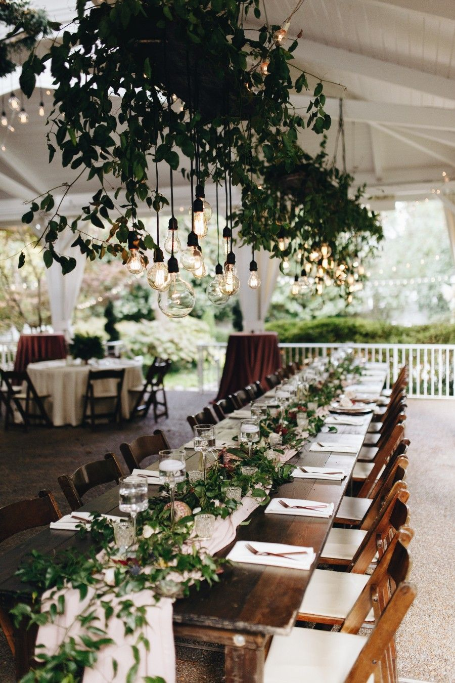 Beautifully Boho Fall Garden Wedding Romantic wedding