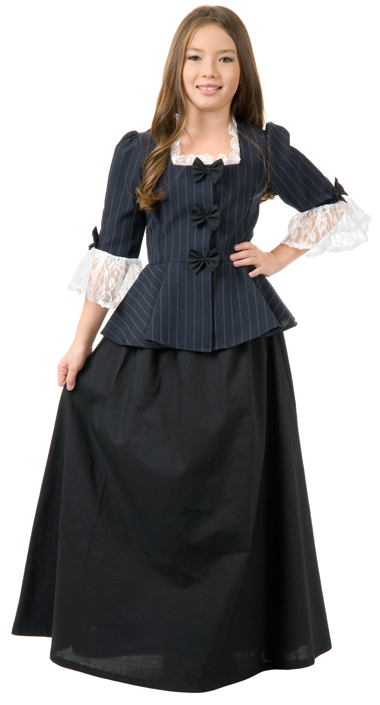 Colonial Girl Child Costume | Lady, Children and Girls