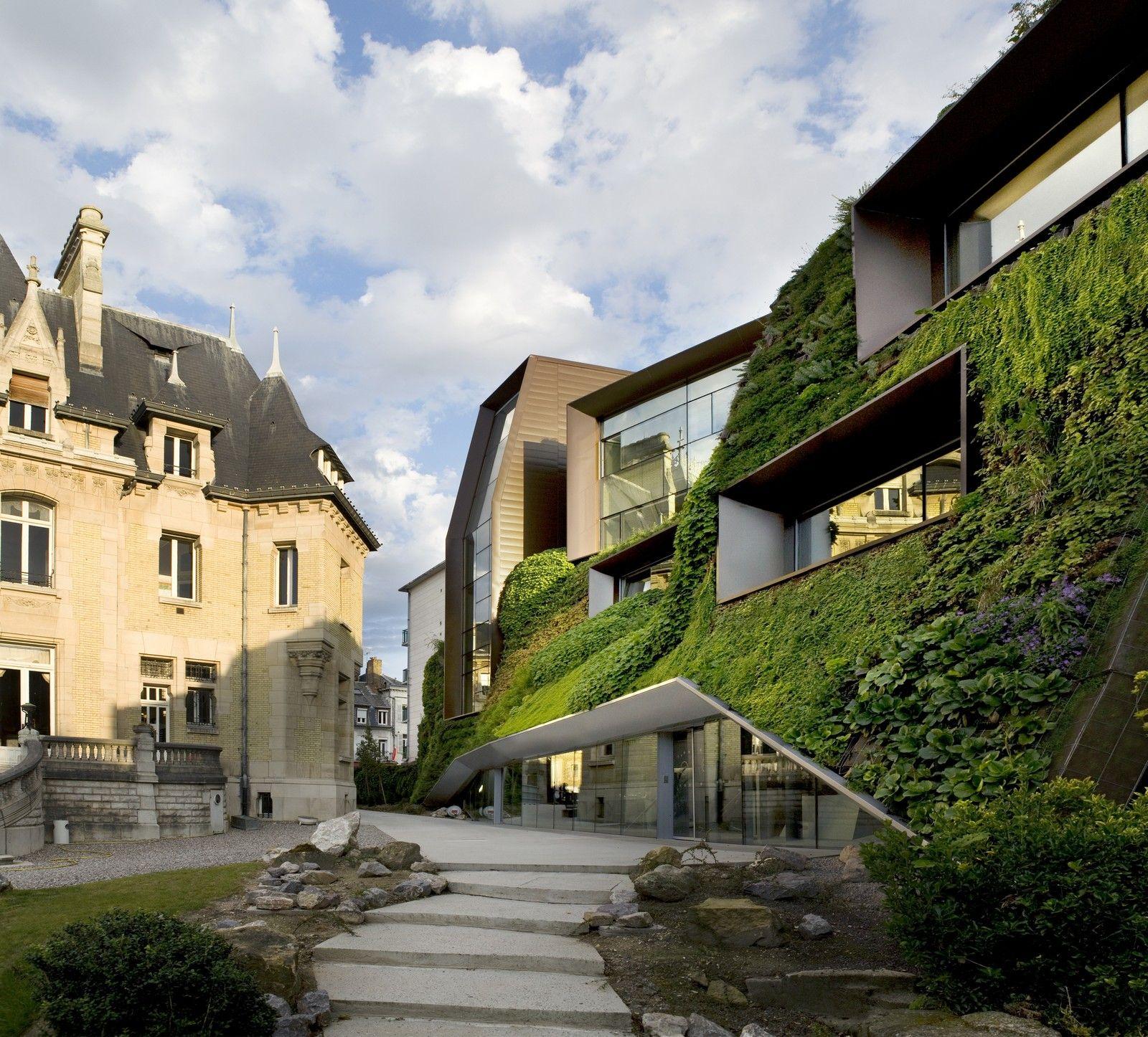 chartier-corbasson architectes --> REGIONAL CHAMBER OF COMMERCE ...