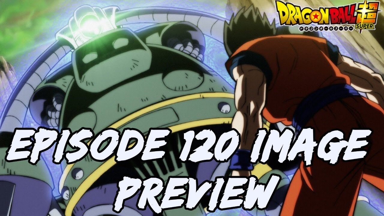 Dragon Ball Super Episode 120 Image Preview With Tr4g1c Dragonball