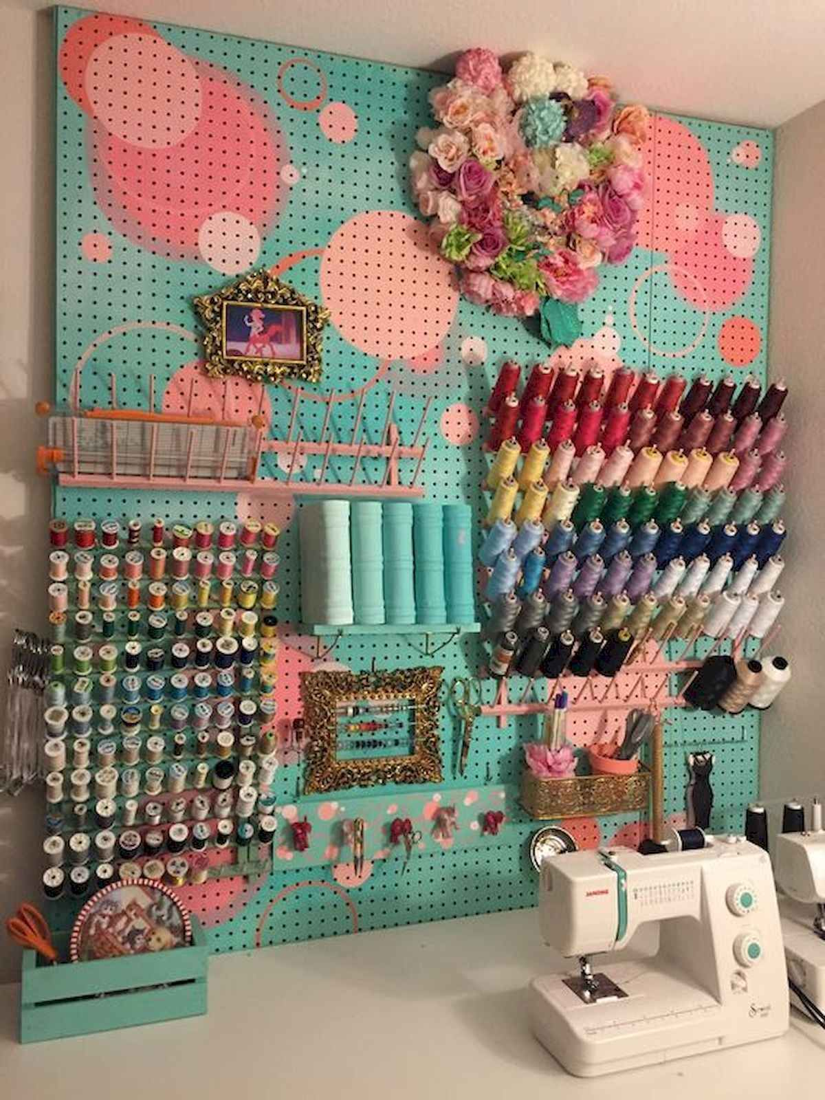 30 Best Art Room And Craft Room Organization Decor (28 images