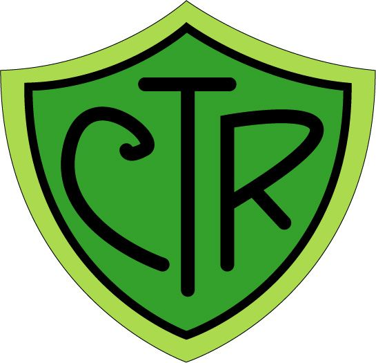 An Illustration Of The Ctr Symbol Or Logo Ctr Shield Lds