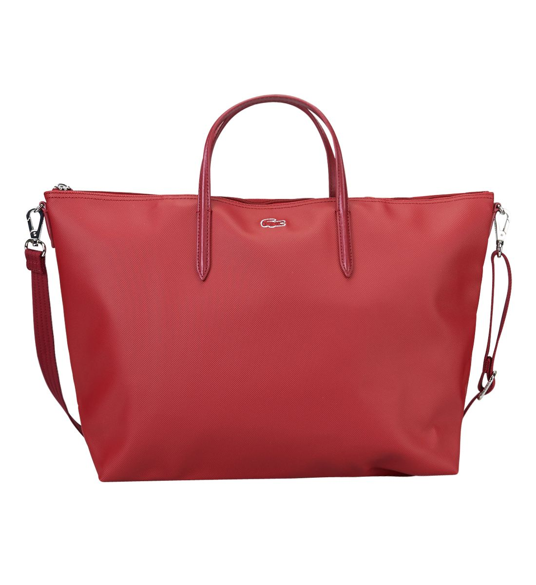 Rouge Lafayette 12 12 L Lacoste Galeries Strap Sac Shopping xnvp1HRaa
