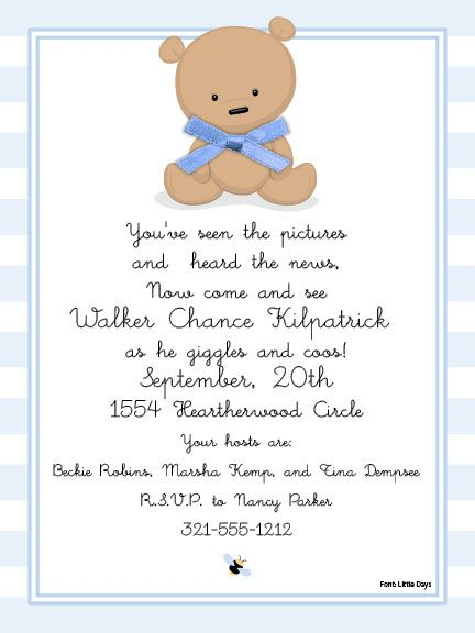 Baby shower teddy bear invitations baby teddy bear baby shower baby shower teddy bear invitations baby teddy bear baby shower invitations this baby shower invite has filmwisefo