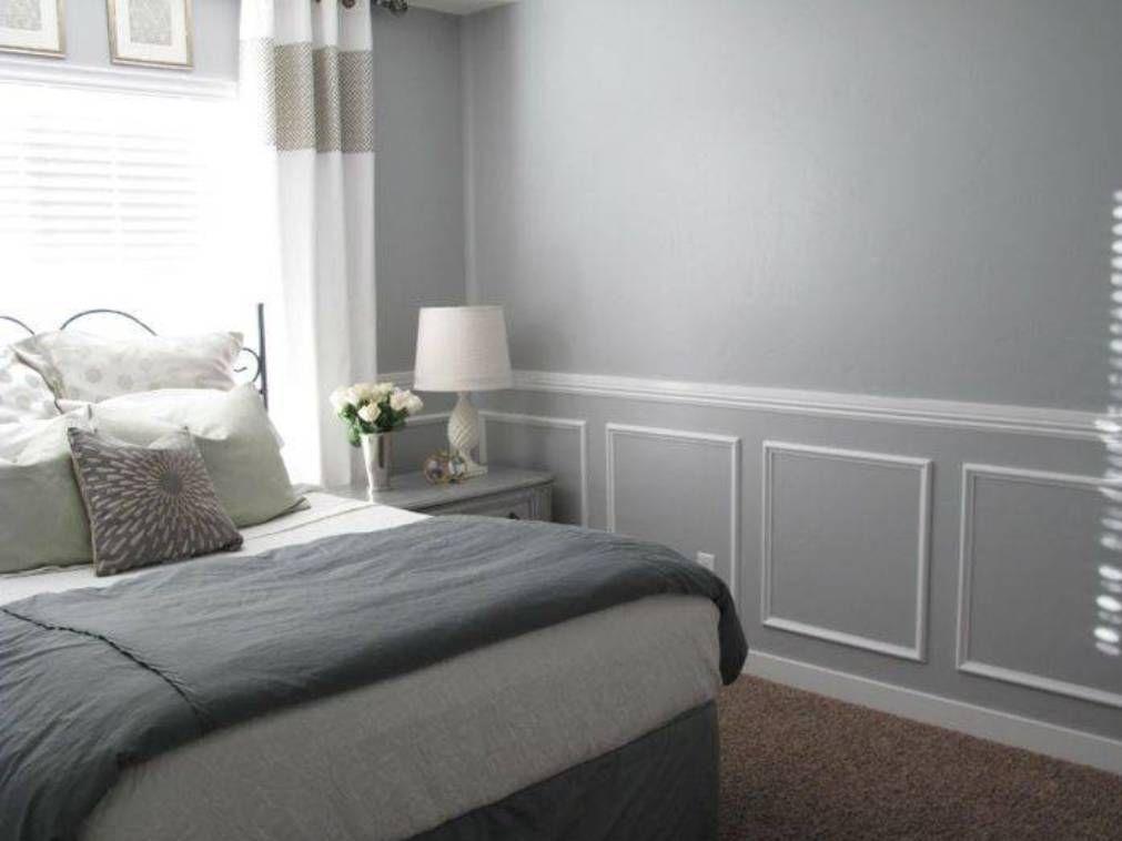 Bedroom , Decorative Bedroom Chair Rail Ideas : Bedroom Chair Rail .