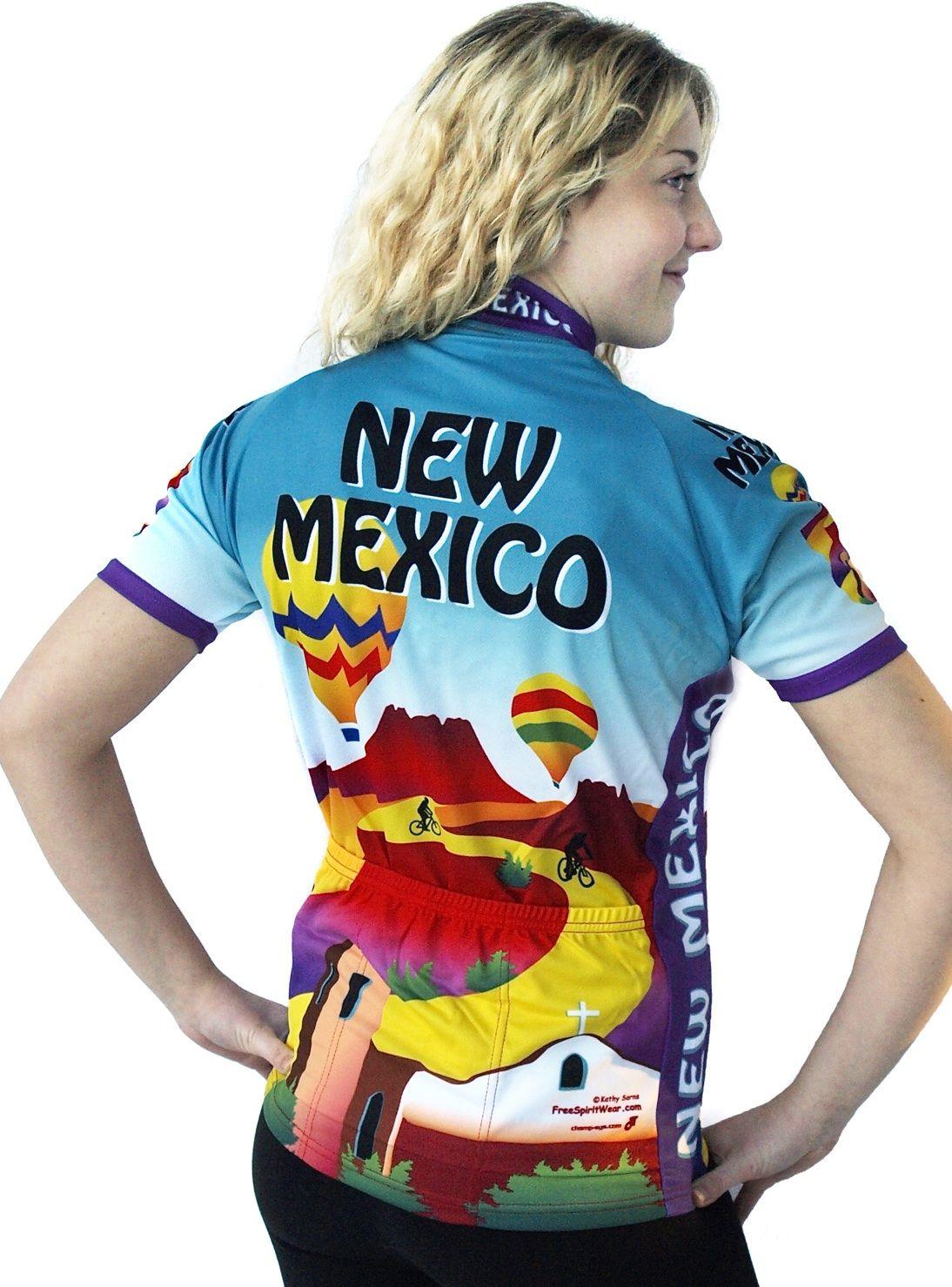 New Mexico Women s Bike Jersey  544815989