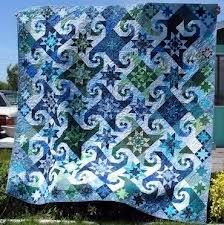 shakespeare in the park quilt - Google Search