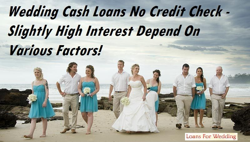 Looking For A Loan To Pay Wedding Bad Credit Loans Will Process Your Request Instantly And Obtain Back You With Response In No Time
