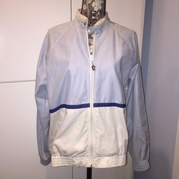 Vintage Pierre Cardin Track Jacket Jackets Pierre Cardin Track Jackets