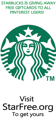 Free Starbucks!