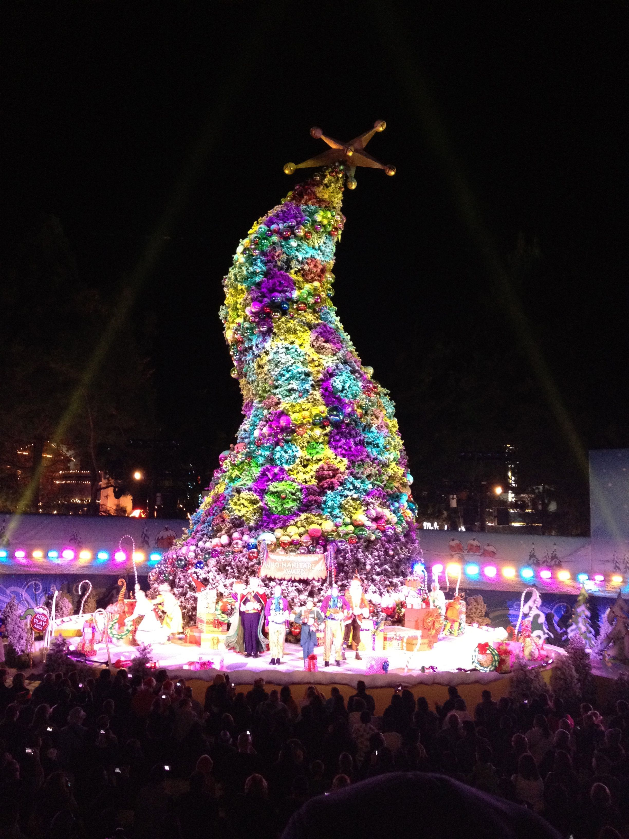 The Whoville Tree, Grinchmas | Whoville christmas