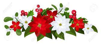Image result for Bouquets de houx et gui pour Noël