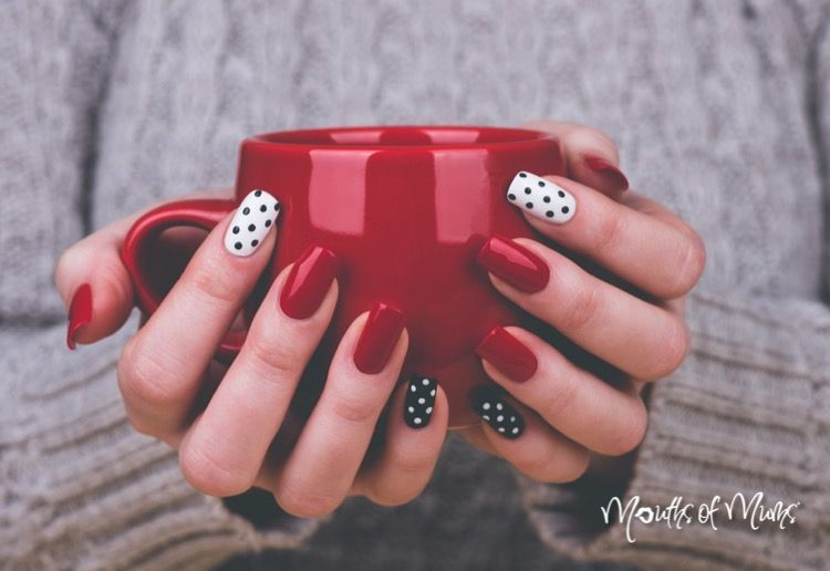 Nagels lakken beste fotografie page 5 of 6 manicure girls how to paint your nails perfectly every time image source prinsesfo Images