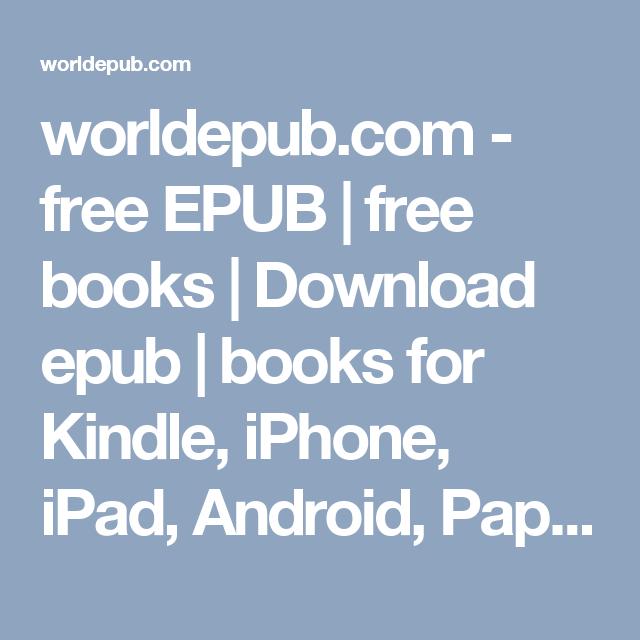 Ipad onto epub download books