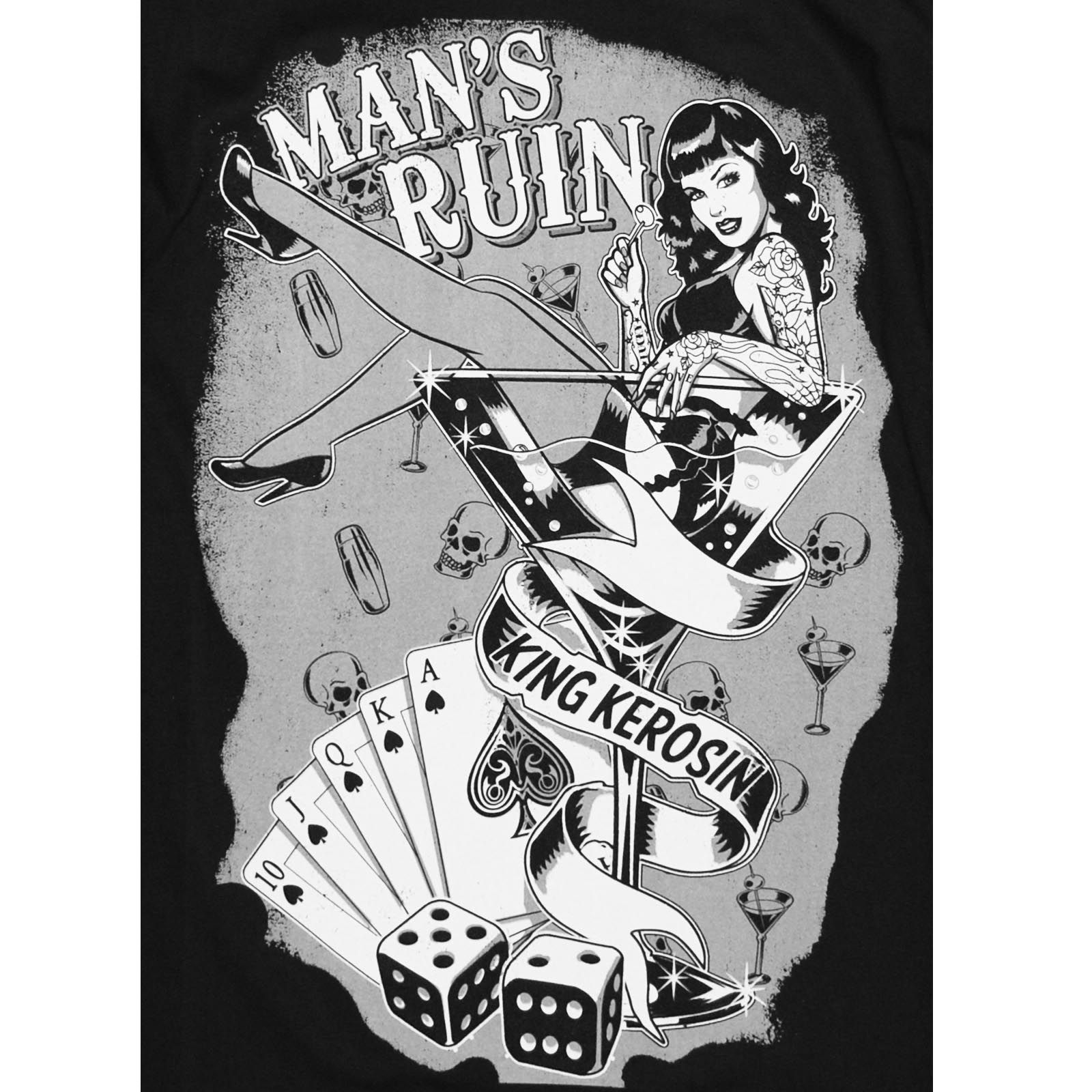 mans ruin tattoo google search cards pinterest tattoo tattoo flash and tattoo. Black Bedroom Furniture Sets. Home Design Ideas