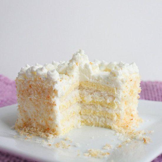 Savory Sight: Coconut Cake