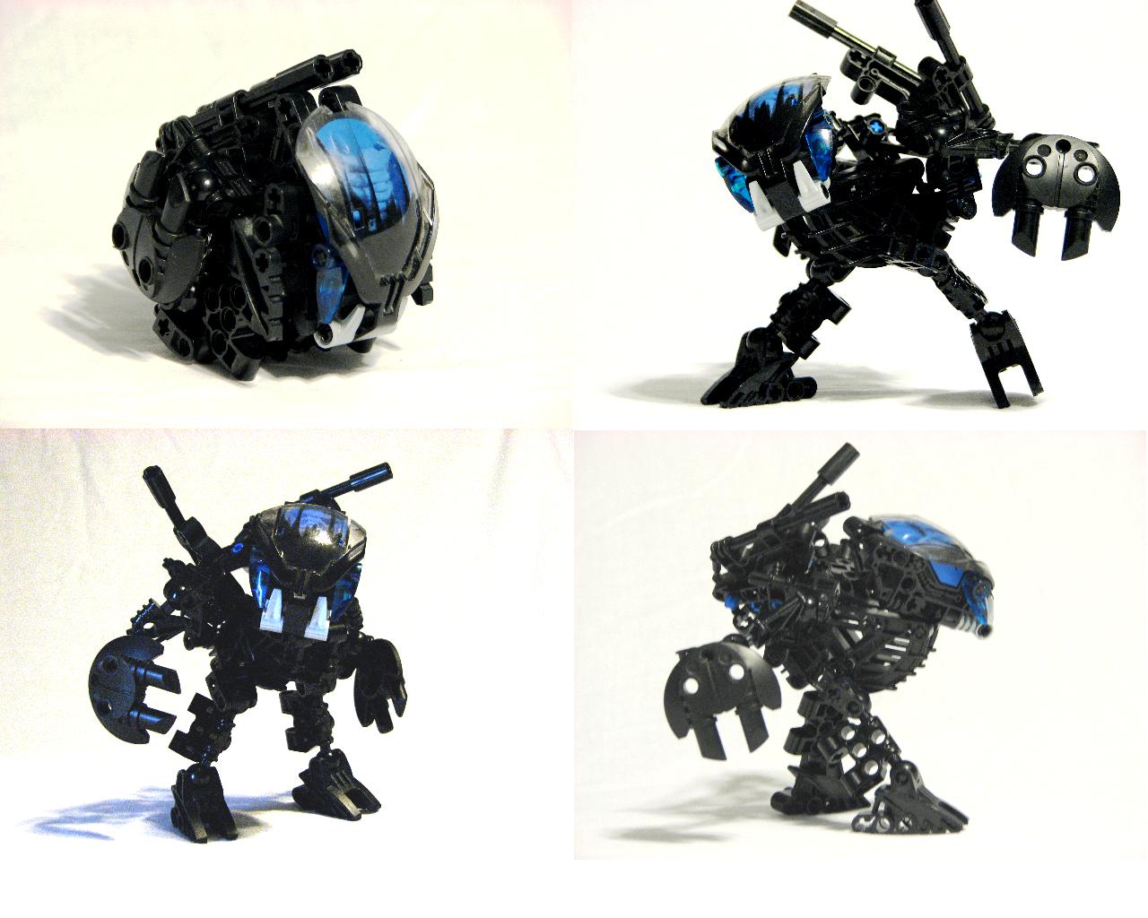 Moderno Bionicle Para Colorear Páginas Tahu Elaboración - Ideas Para ...