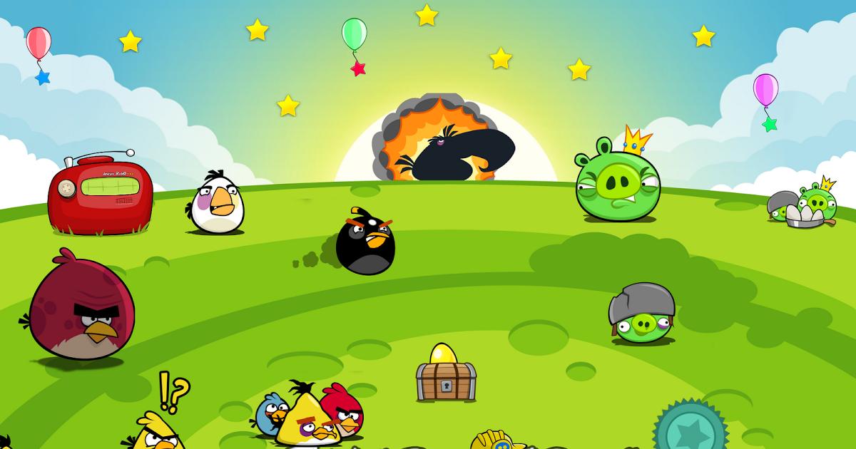 Terpopuler 30 Wallpaper Animasi Gerak Wallpaper Keren Bergerak Untuk Laptop Carabuat Download Halloween Wal In 2020 Angry Bird Pictures Angry Birds Bird Wallpaper