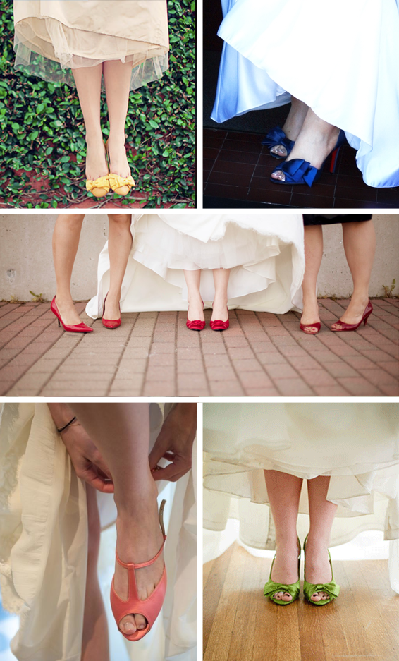 Bright Coloured Wedding Shoes Fun Bridal Shoes Coloured Wedding Shoes Fun Wedding Shoes Colorful Wedding Shoes