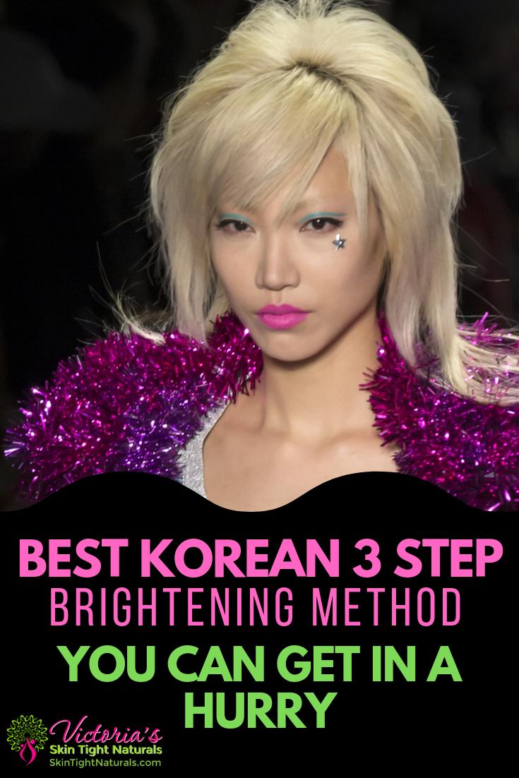 How To Get Glass Skin Korean skincare