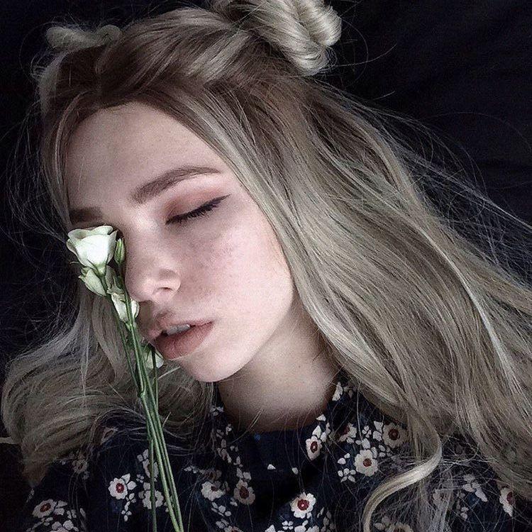 〔ムllyഊ〕 | Люди | Aesthetic girl, Tumblr girls и Beauty