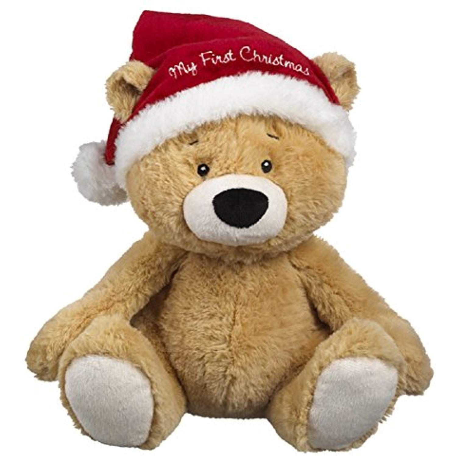 Predownload: Ganz My First Christmas Bear Want To Know More Click On The Image This Is An Affilia Christmas Bear Vintage Childrens Clothing Teddy Bear Stuffed Animal [ 1500 x 1500 Pixel ]